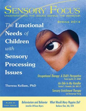 Sensory Focus Magazine - Spring 2014 Cover