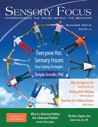 Sensory Focus Magazine - Summer 2014 Cover